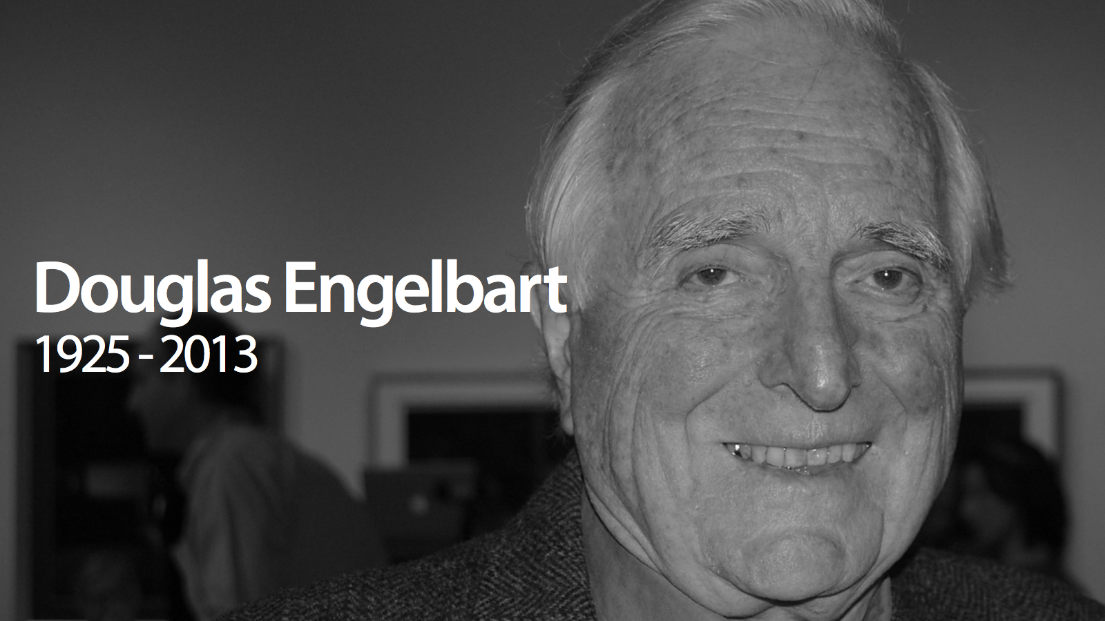 Douglas Engelbart, Inventor Of The Computer Mouse, Has Died