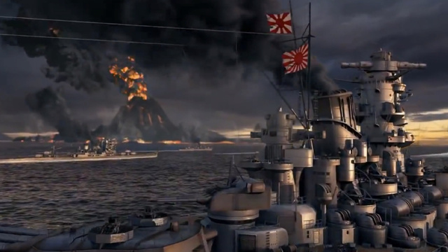 World War II Battleship Game Angers Players in South Korea