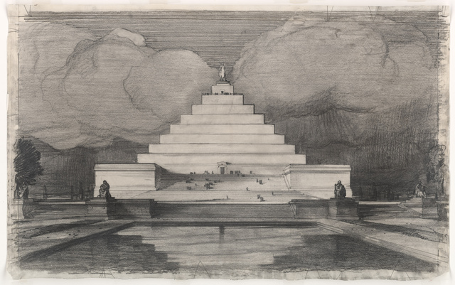Lincoln's Pyramid: Failed Proposals For DC's Most Famous Monuments