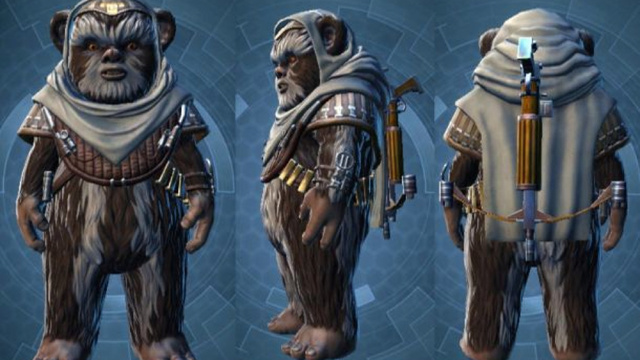 Ewoks for Sale Outrages Some Star Wars: The Old Republic Subscribers