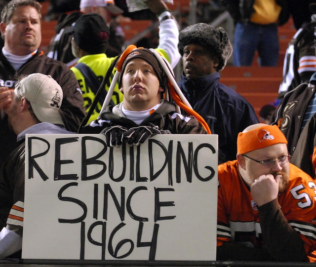 How Bad Are The Browns? Even Obituaries Are Cracking Jokes.