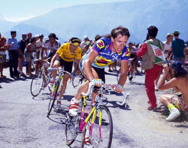 100 Years of Tour de France Bikes Map the Evolution of Modern Cycling