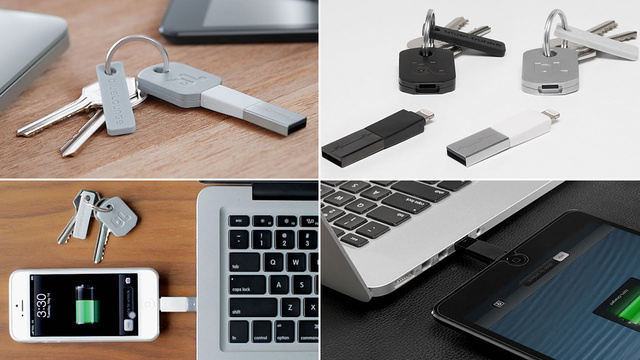 The Key To Never Forgetting Your iPhone's Charging Cable
