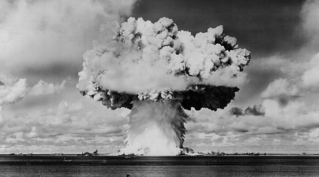 Would You Visit Atomic Bomb National Park?