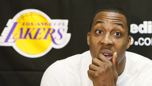 Houston Rockets Get Fined For Announcing Dwight Howard's Signin…