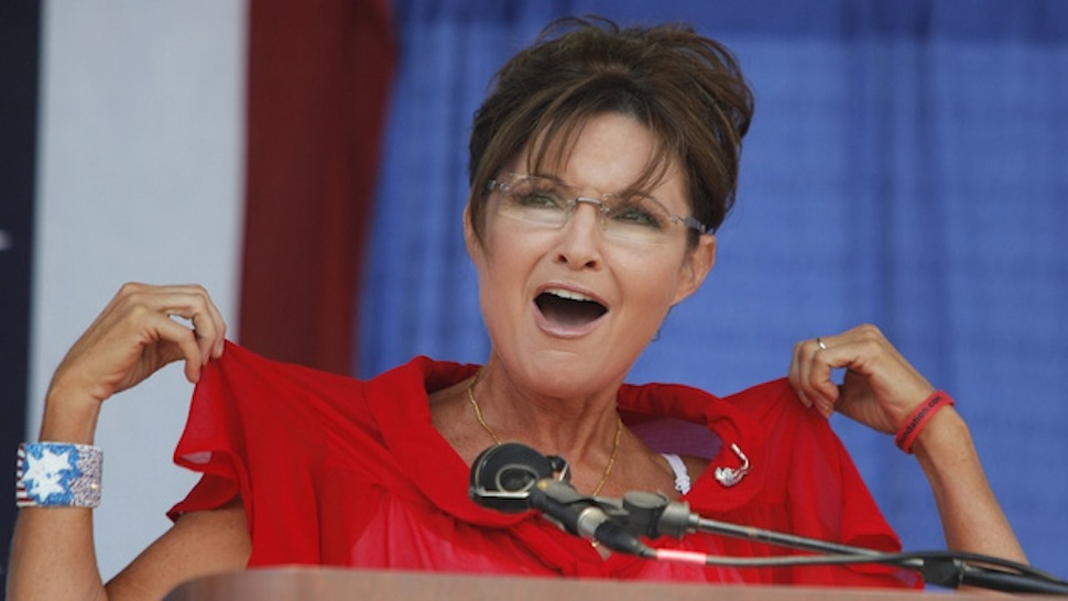 Sarah Palin Might Run for Senate in 2014