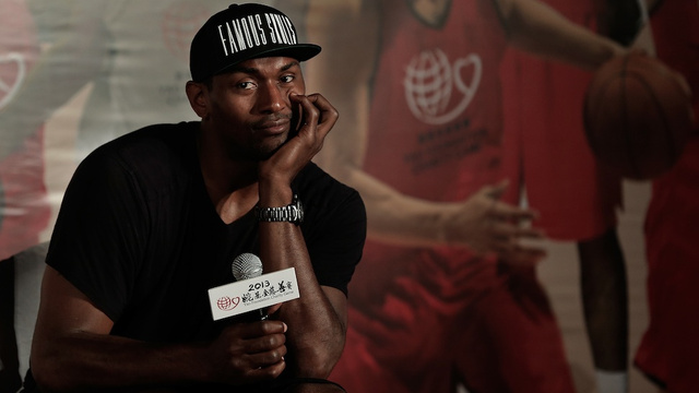 Metta World Peace Reacts Wonderfully To Reports Of His Pending …