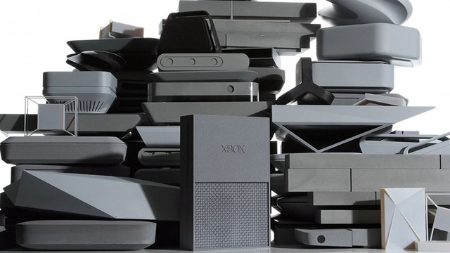 Xbox One Prototypes In Every Possible Shape, Heaped Into a Pile