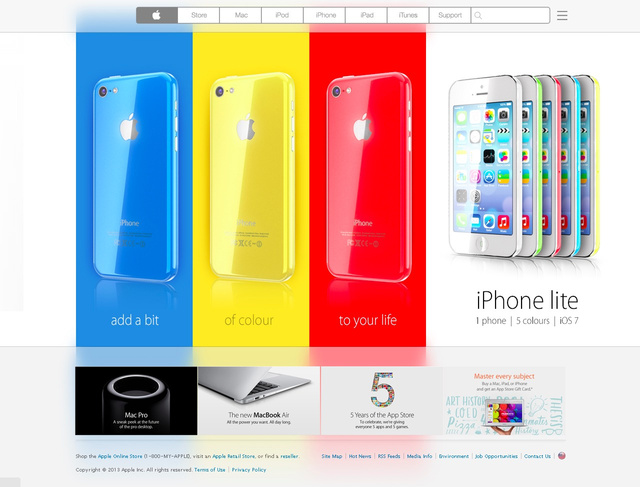 If the Budget iPhone Is Real, We Hope It Looks Like This