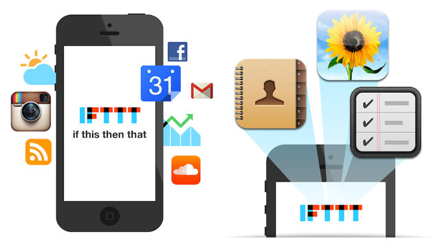 IFTTT's New iOS App Mines and Automates Your Entire Phone