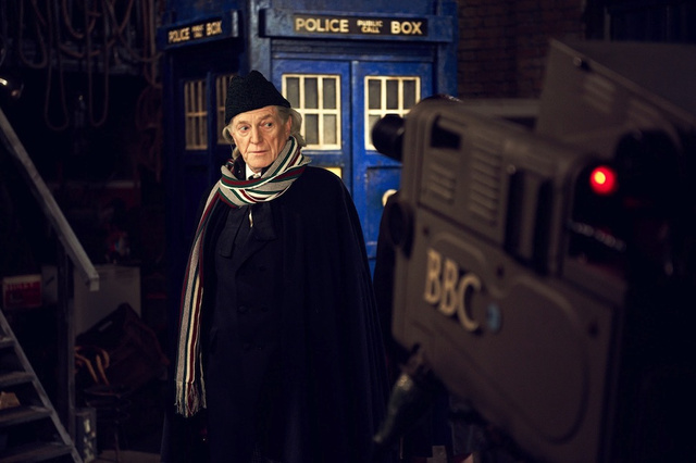 The BBC's Doctor Who docudrama gets the first Doctor exactly right