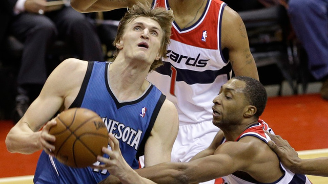 Andrei Kirilenko Signs Inexplicable Deal With Brooklyn Nets