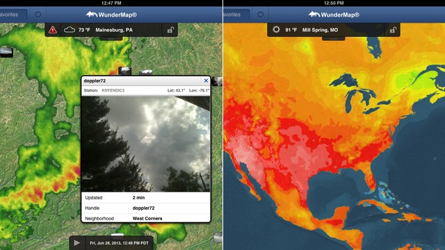 iPad Apps of the Week: Guide, WunderMap, and More