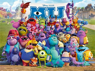 Watch Monsters University Online & Download In HD