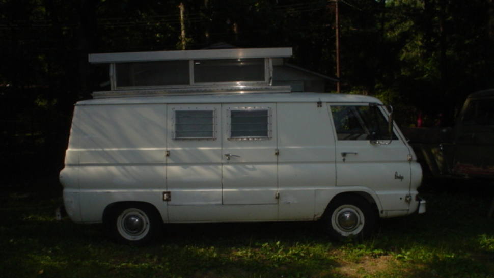 Used Car Face Off: Campers That Didn't Start As Volkswagens
