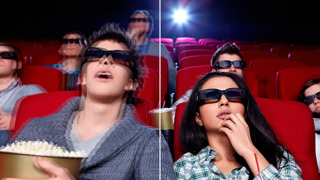 Researchers Develop Ghost-Free 3D For Viewers Not Wearing Glasses