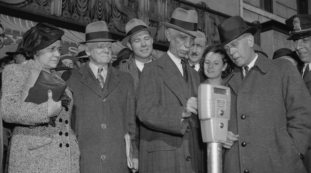 Today in 1935: The First Parking Meter Is Installed