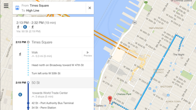 Google Maps Now Works with the iPad and Has Better Navigation