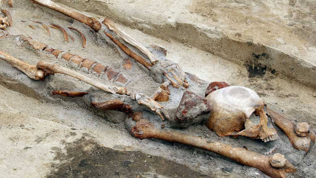 'Vampire Grave' Discovered at Polish Construction Site