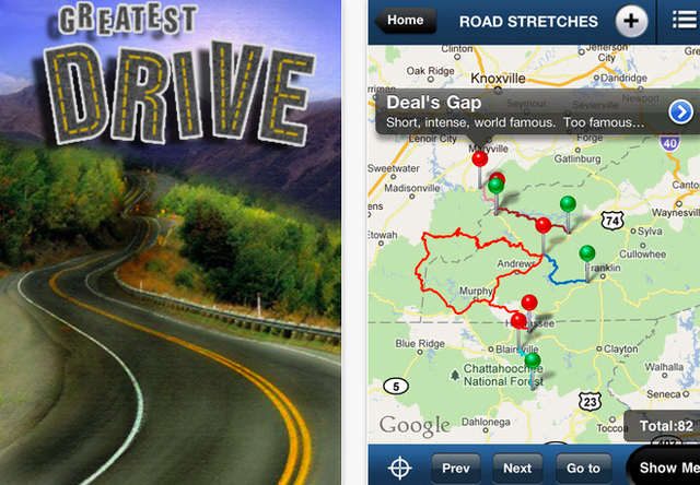 The Ten Best Driving Apps