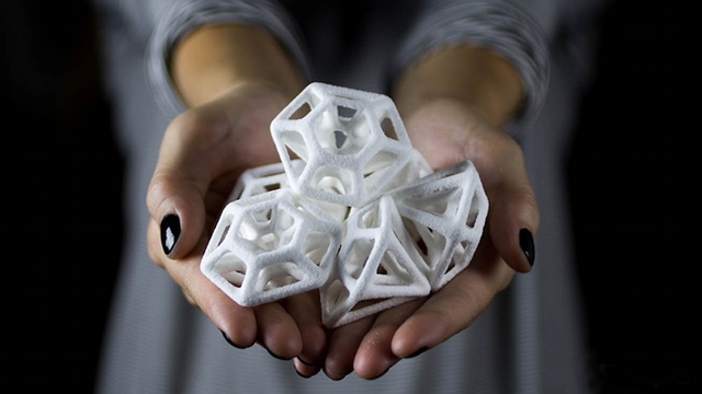 3D Printed Sugar Is Intricately Beautiful