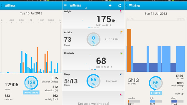 Withings Pulse Review: Lots of Data In a Little Package