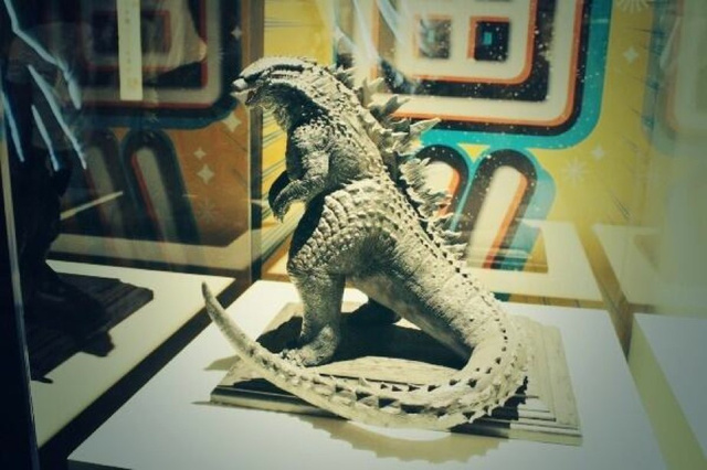 Our Brand-New Godzilla, Revealed at Comic-Con!