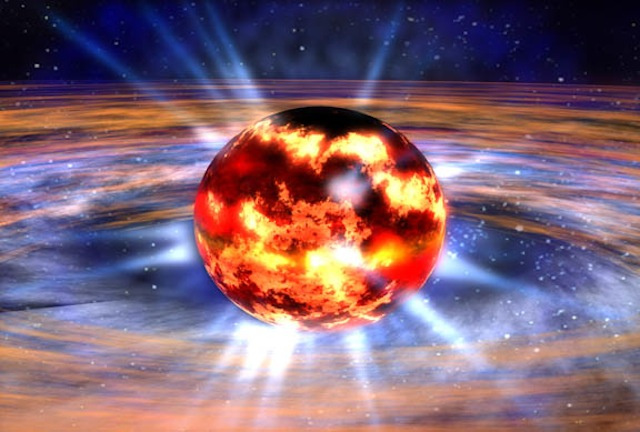 All the Gold on Earth Comes From Massive Space Explosions
