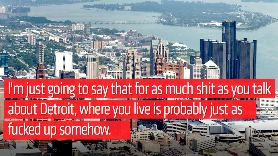 We Love Detroit, Even If You Don't