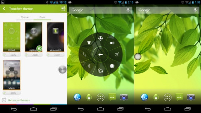 Android Apps of the Week: Floating Toucher, Locket, and More
