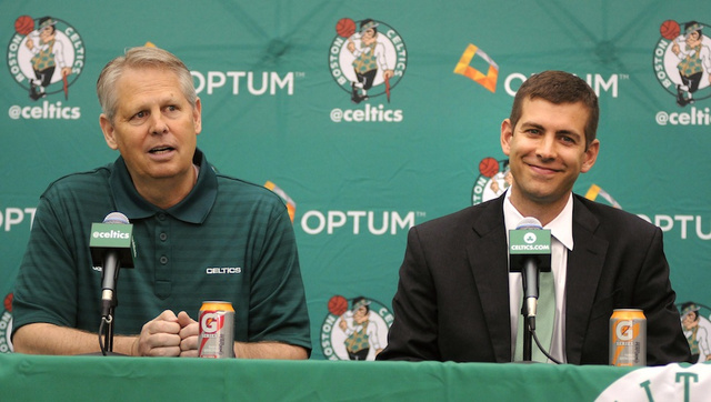 Brad Stevens' Wife Negotiated His Boston Celtics Contract