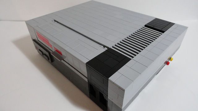 This Lego NES Is Just as Much Fun as the Real Thing