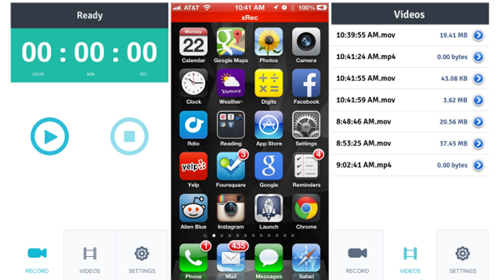 You'd Better Hustle If You Want This iOS Screen-Recording App