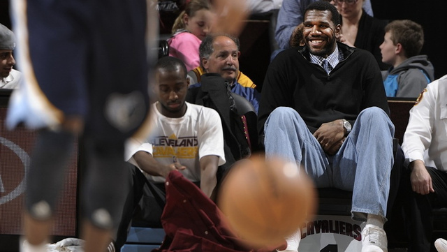 Report: Greg Oden To Decide Between Heat And Spurs