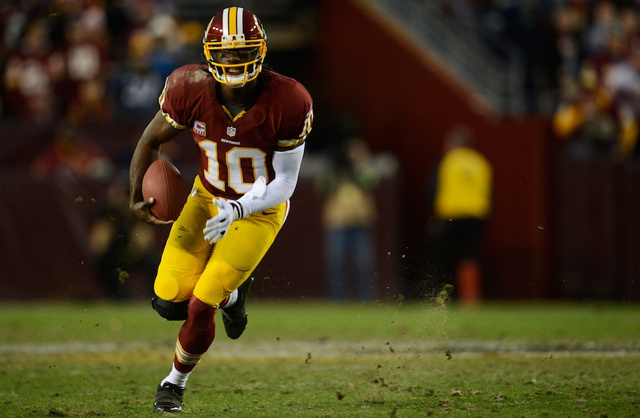 Redskins front-office sources say it's unlikely that Robert Gri…