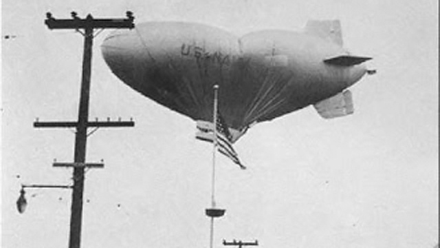 Reddit Lays 70-Year-Old Unsolved Blimp Mystery To Rest In One Comment