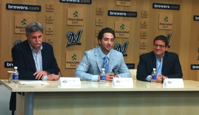 The Brewers Get To Keep Ryan Braun's $3.4 Million