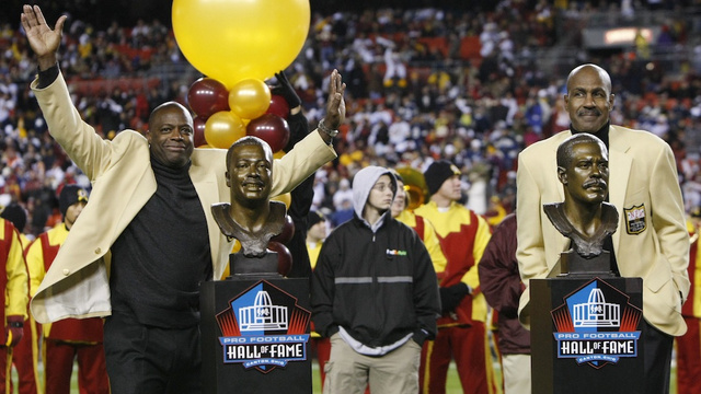 Two Redskins Hall Of Famers Say Redskins Nickname Is Offensive