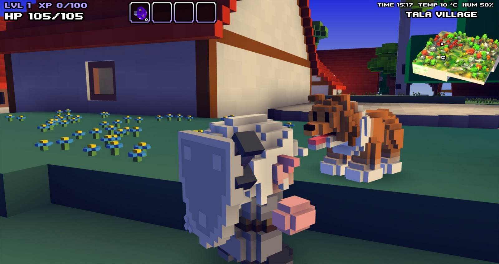 Cube World Wiki Pet Food