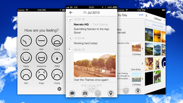 Narrato Is a Personal Journal That Makes It Easy to Log Your Life