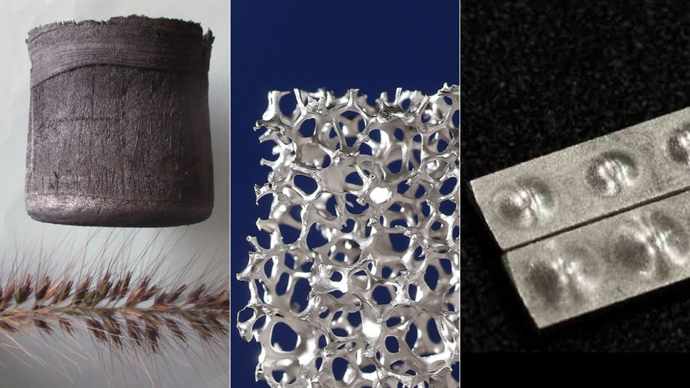 Crazy New ManMade Materials That Will Shape The Future  Gizmodo