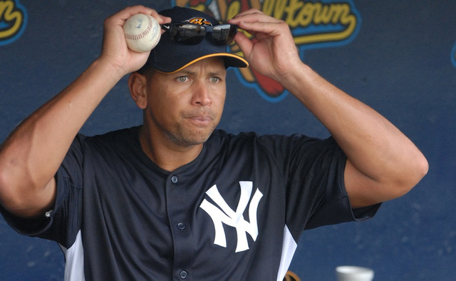 Don't Believe Anything You Read About Alex Rodriguez