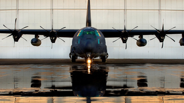 The HC-130J Combat King II: Combat Search and Rescue, Supersized