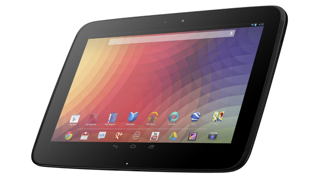 "Refreshed Nexus 10 Said to Arrive ""In the Near Future"""