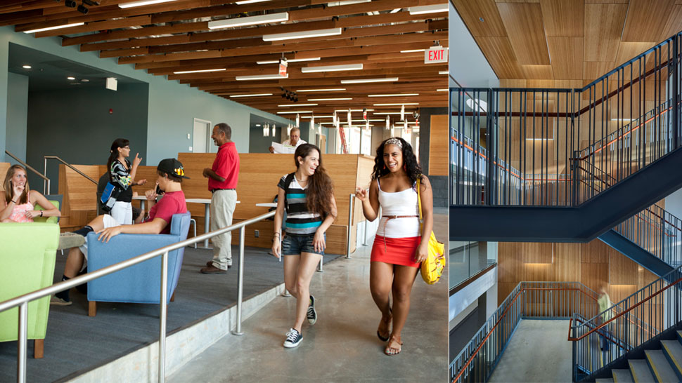 This Dorm Was Tailor-Made For The Deaf Students Who Helped Design It