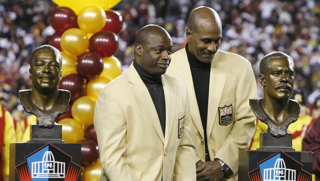 Actually, Darrell Green Doesn't Want The Redskins To Change The…