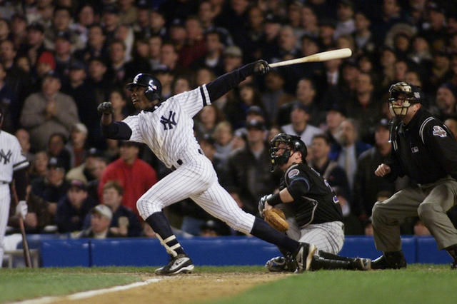 Alfonso Soriano Is A Yankee Again