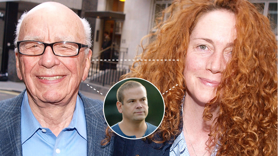 Did Rebekah Brooks Fuck Rupert Murdoch <i>and</i> His Son Lachlan?