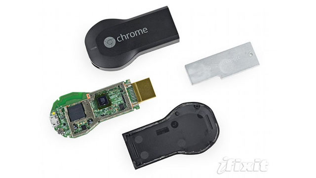 Google Chromecast Has a Clever Sci-Fi Easter Egg