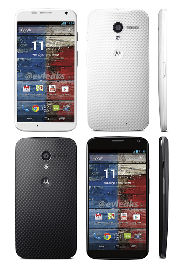 Here Are The Clearest Shots Yet of the Moto X